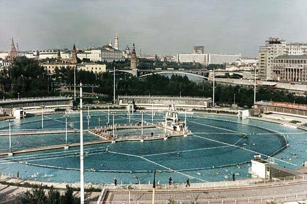 Pool Moskva